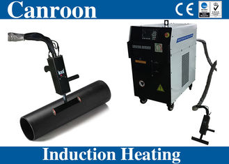 15KVA IGBT Induction Heating Machine for Paint and Coating Removal from Steel Pipe and Plate with Portable Inductor